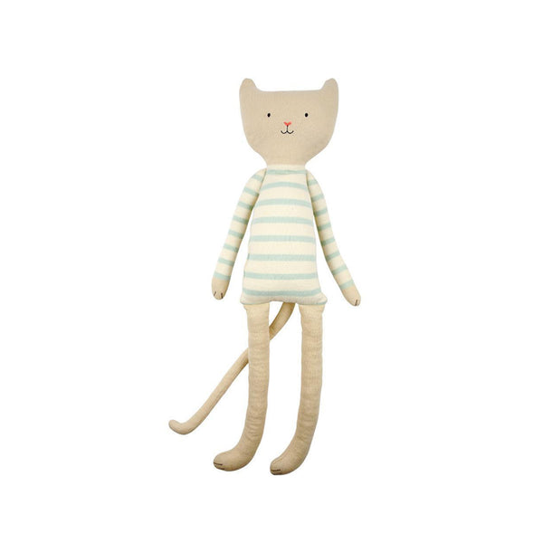 George Kitty Cat Plush Doll