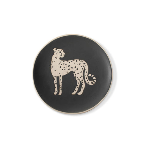 Wild Cheetah Trinket Tray