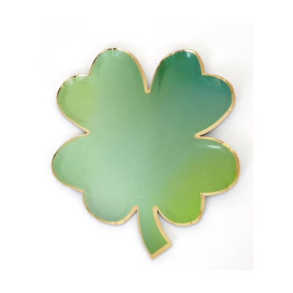 Clover Tan Leather Pouch
