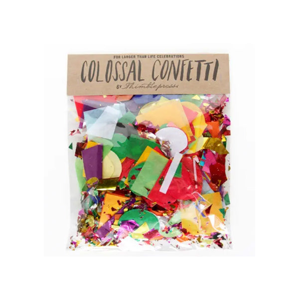 Colossal Confetti Party Pack