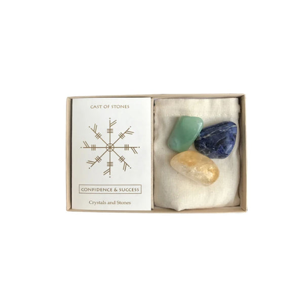 Confidence & Success Stone Set