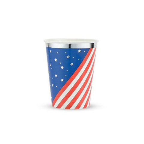 Stars & Stripes Party Cups