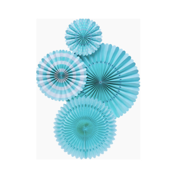 Valentine Party Fans Decoration Kit