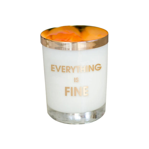 Everything is Fine Candle