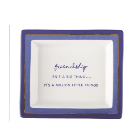 Forever Friend Trinket Tray