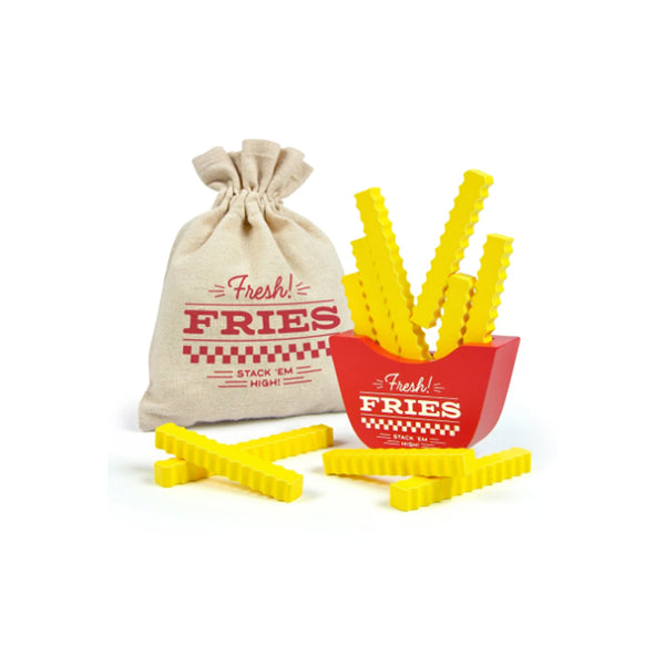 French Fries Stacking Game