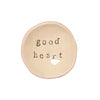 Good Heart Ceramic Dish