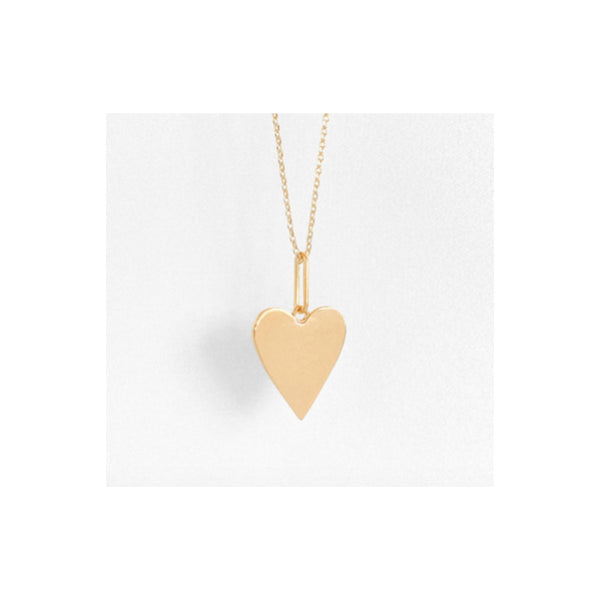 Amaya Heart Necklace by THATCH