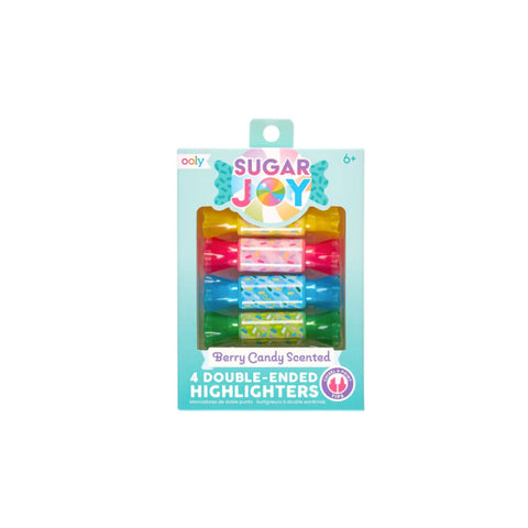 Sugar Joy Candy Highlighter Marker Set