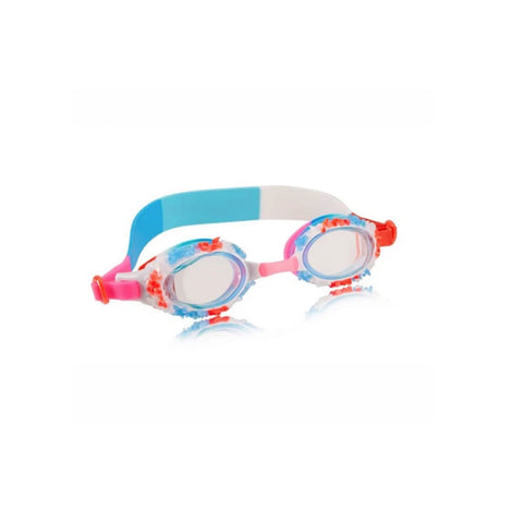 Red, White & Blue Shaved Ice Swim Goggles