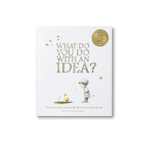 What Do You Do With an Idea? Kid's Book