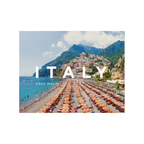 Italy by Gray Malin Double Sided Puzzle