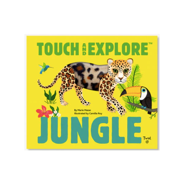 Touch & Explore: Jungle