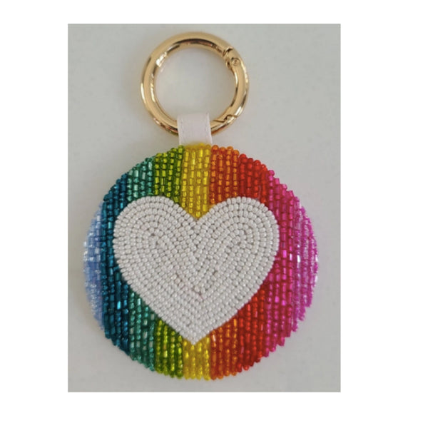 La Jolla Keychain -- Hi Sweetheart EXCLUSIVE