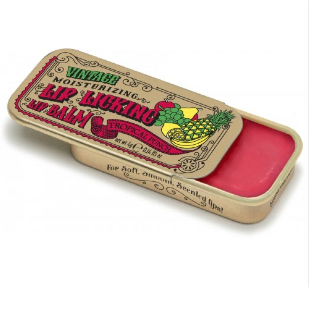 Lip Licking Lip Balm Tins