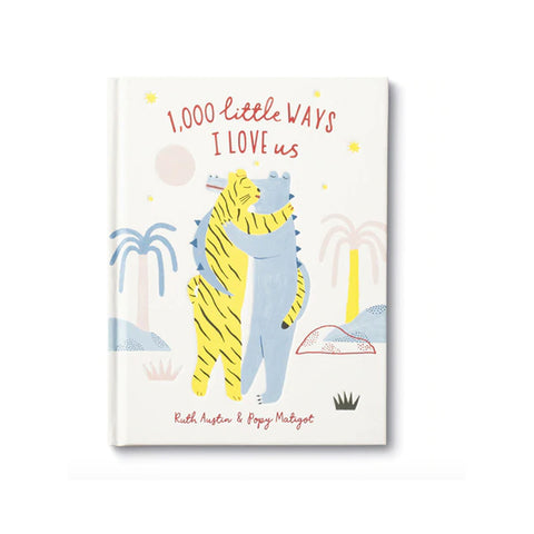 1,000 Little Ways I Love Us Giftbook