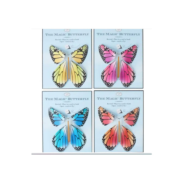 Magic Paper Butterflies