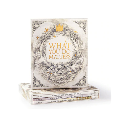 What You Do Matters: Three Book Set