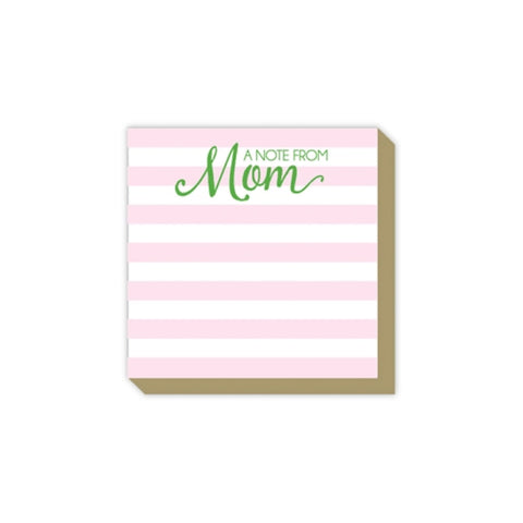 A Note from Mom Jumbo Notepad
