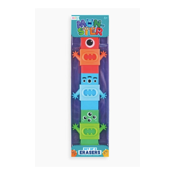 Monster Temporary Tattoo Set