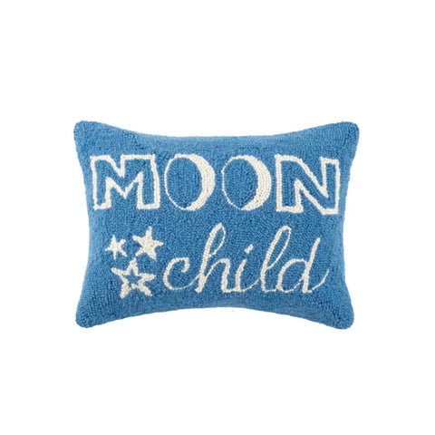 Moon Child Hook Pillow