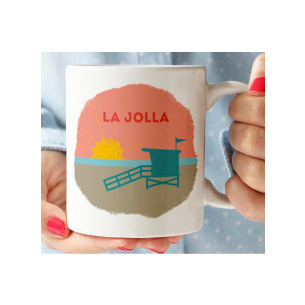 California Bear Hug Mug