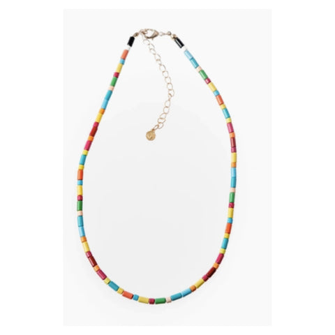 Seaside Colorblock Necklace