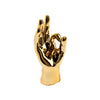 OK! Gold Decorative Object