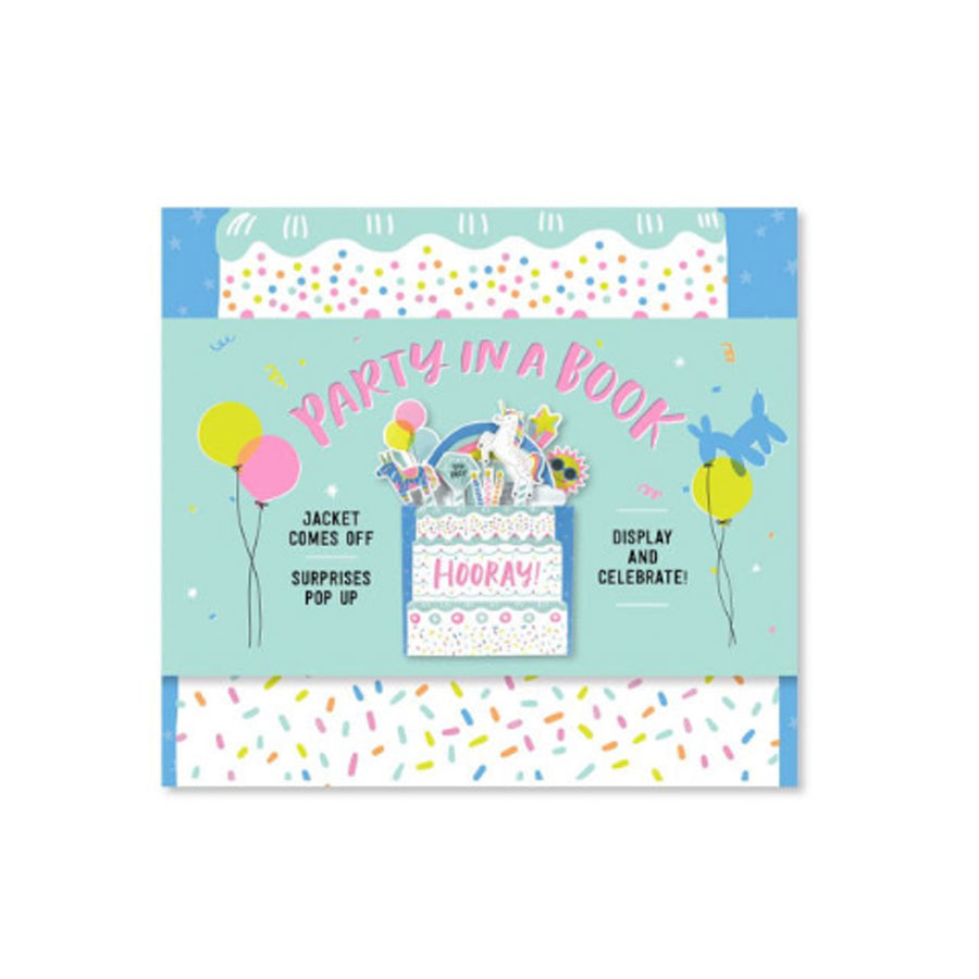 Party in a Book! Birthday Keepsake Book
