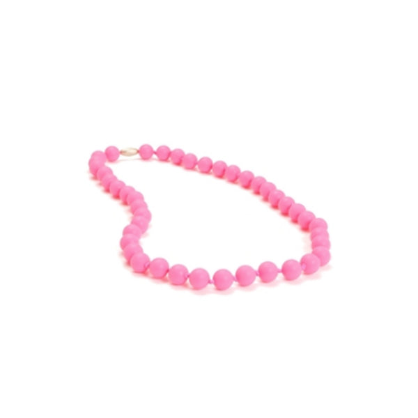 Perfectly Pink Teether Necklace