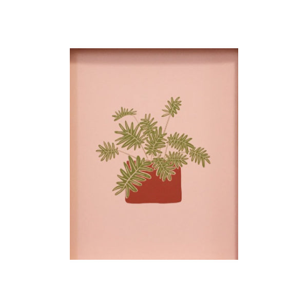 Philodendron Print - 8x10