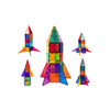 Radical Rocket Magnetic Building Tile Set