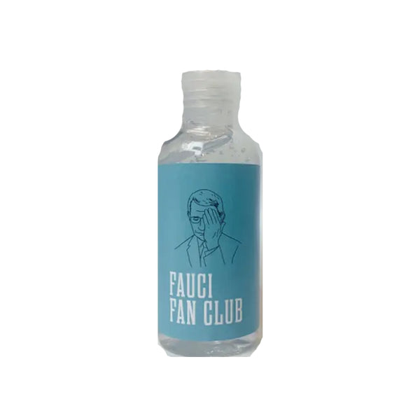 Dr. Fauci Fan Club Hand Sanitizer