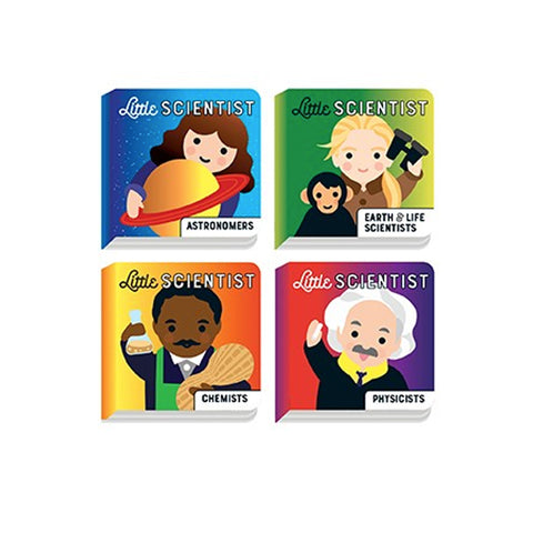 Little Scientists Board Book Set
