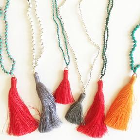 Meditation Malas Necklaces