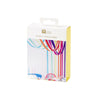 Bright Rainbow Party Streamers
