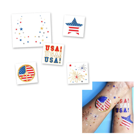 Americana Flash Tattoo Set