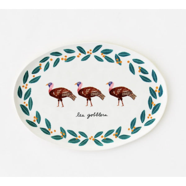 Be Thankful Turkey Die Cut Placecards