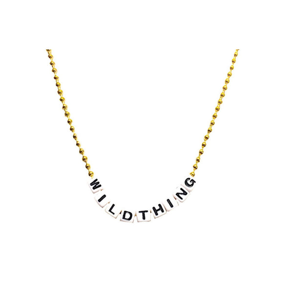 Wildthing Necklace