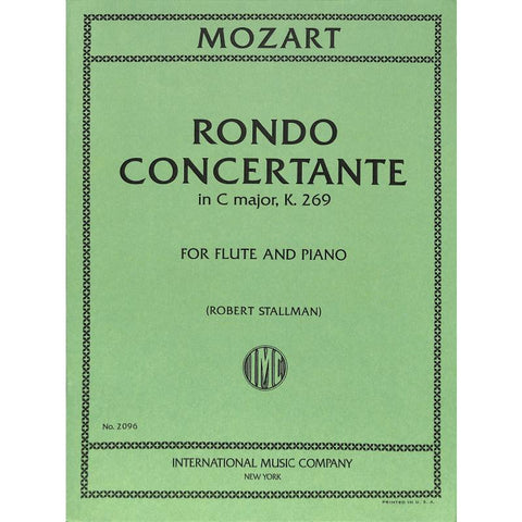 Mozart, W. A. - Rondo Concertante in C Major, K. 269