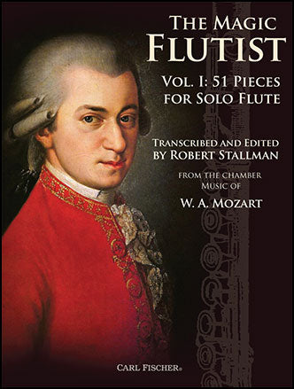 Mozart, W.A. - The Magic Flutist Volume I
