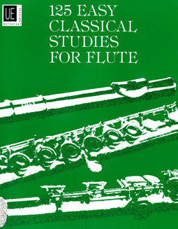 125 Easy Classical Studies - FLUTISTRY BOSTON