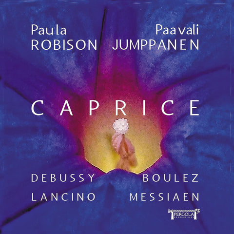 Caprice CD (Paula Robison) - FLUTISTRY BOSTON