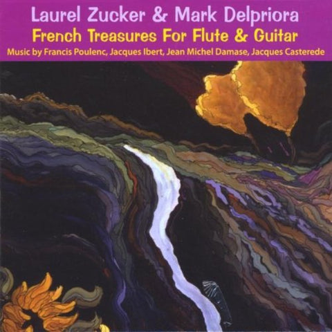 French Treasures for Flute & Guitar (Laurel Zucker)