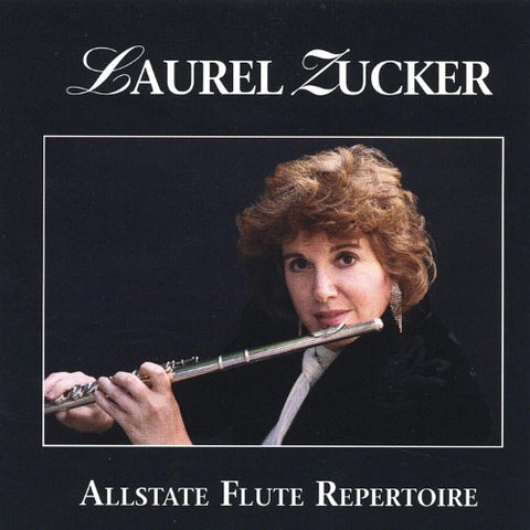 Allstate Flute Repertoire CD (Laurel Zucker)
