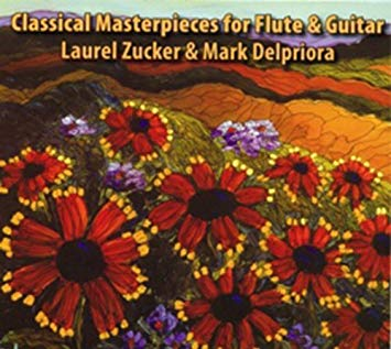 Classical Masterpieces for Flute & Guitar (Laurel Zucker)