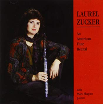 An American Flute Recital CD (Laurel Zucker)