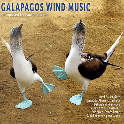 Galapagos Wind Music (Laurel Zucker)