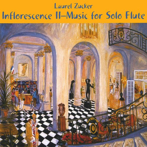 Inflorescence II- Music for Solo Flute