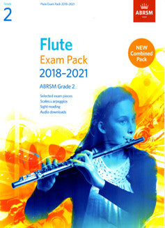 ABRSM Grade 2 - FLUTISTRY BOSTON